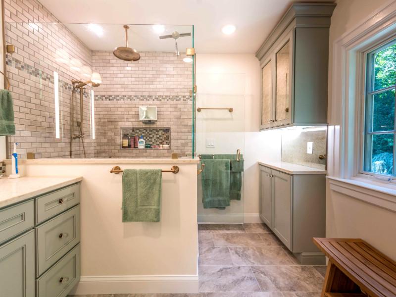 bathroom contractors chalfront PA