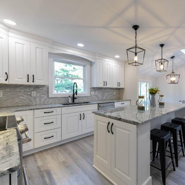 kitchen remodeling Chalfont, PA