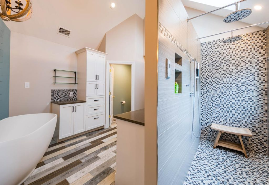 Bathroom and kitchen remodels increase home value