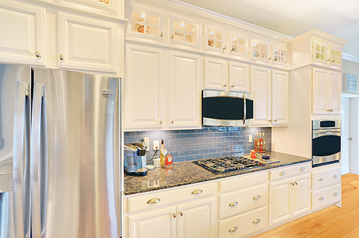 Your guide to Wellborn kitchen cabinet door styles