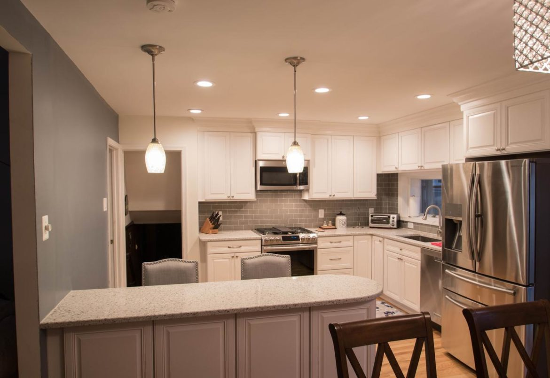 Abington kitchen remodel
