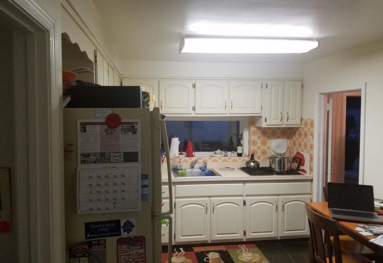 Abington kitchen before remodel