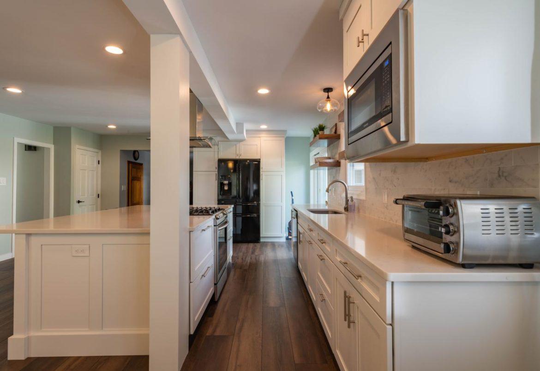 Ambler kitchen remodel