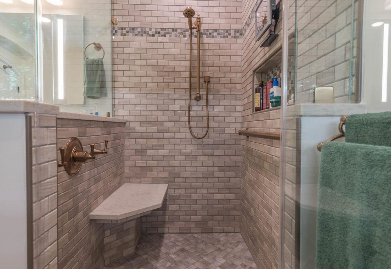 Bryn Mawr master bath remodel