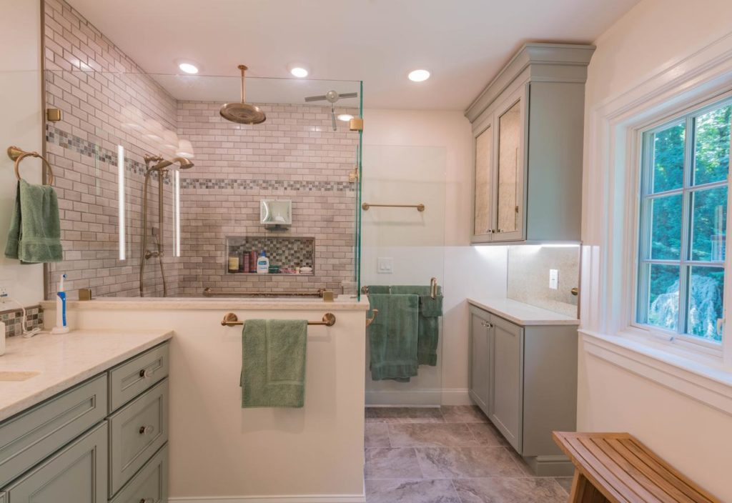 bathroom remodeling contractors Chalfont PA
