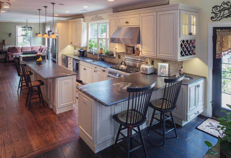 Carversville kitchen remodel