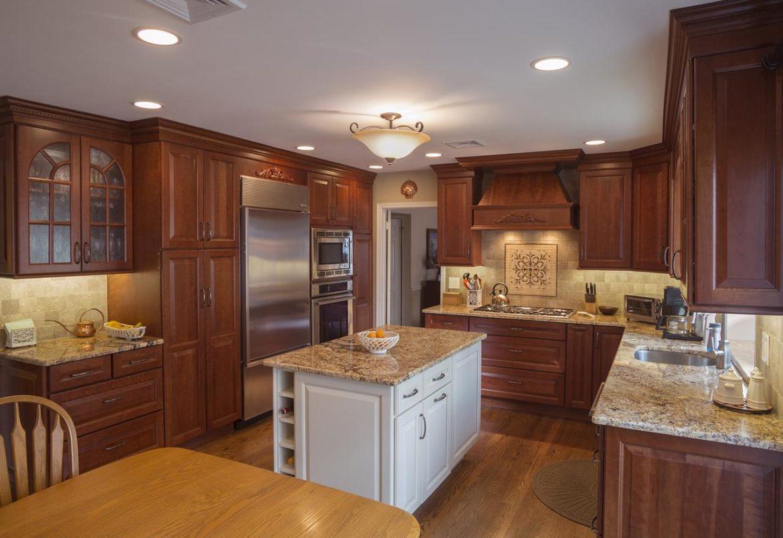 Devon kitchen remodel