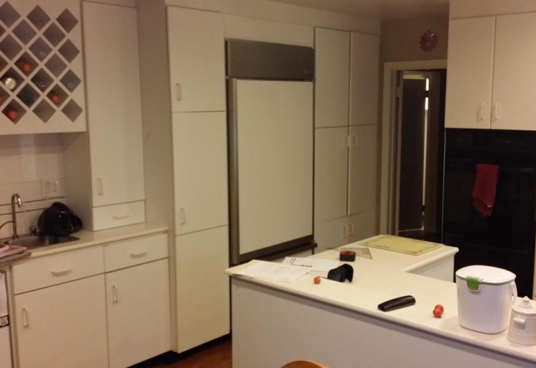 Devon kitchen before remodel