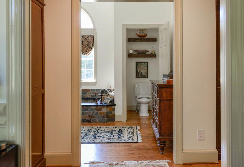 Doylestown rustic master suite remodel