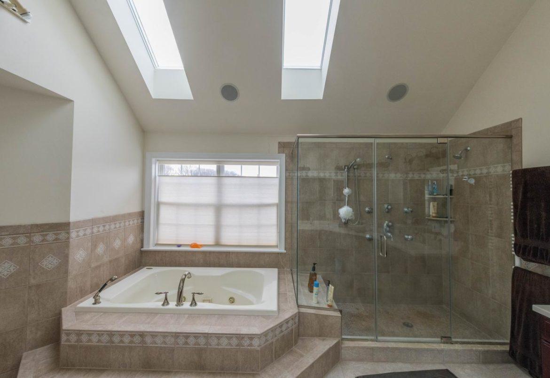 Doylestown master bath remodel