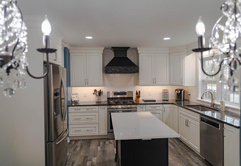 Hamilton NJ kitchen remodel
