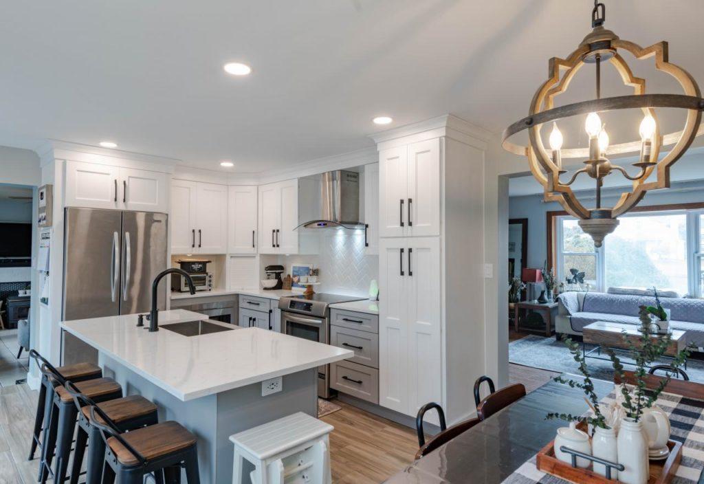 Horsham transitional kitchen