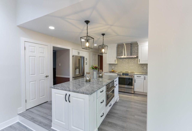 Jamison kitchen & 1st floor remodel