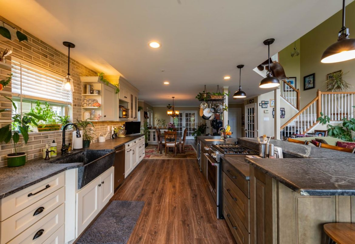 Jamison kitchen remodel