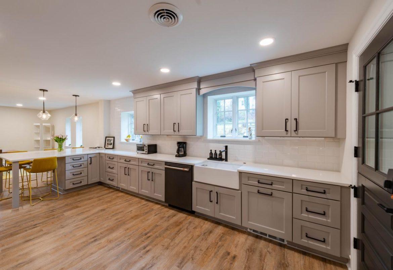 Jenkintown kitchen remodel