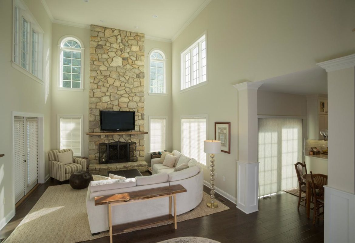 Newtown home remodel