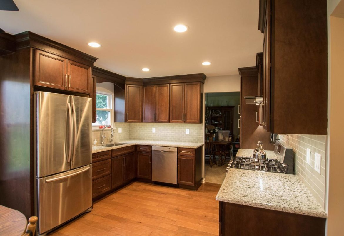 North Wales kitchen remodeling
