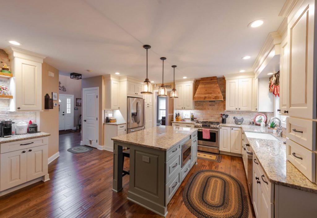 Phoenixville kitchen remodel