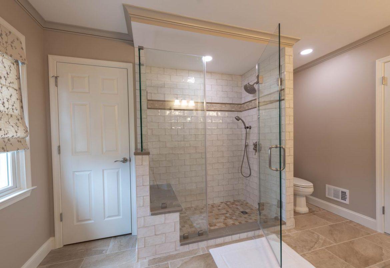 Richboro master bath remodel