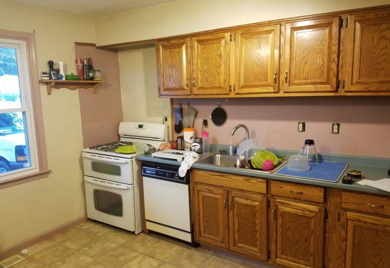 Southampton kitchen before remodel