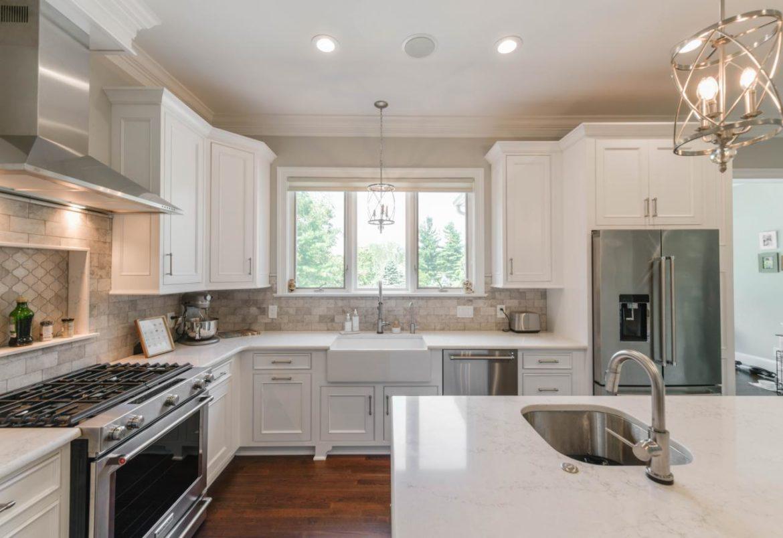 Gladwyne kitchen & 1st floor remodel