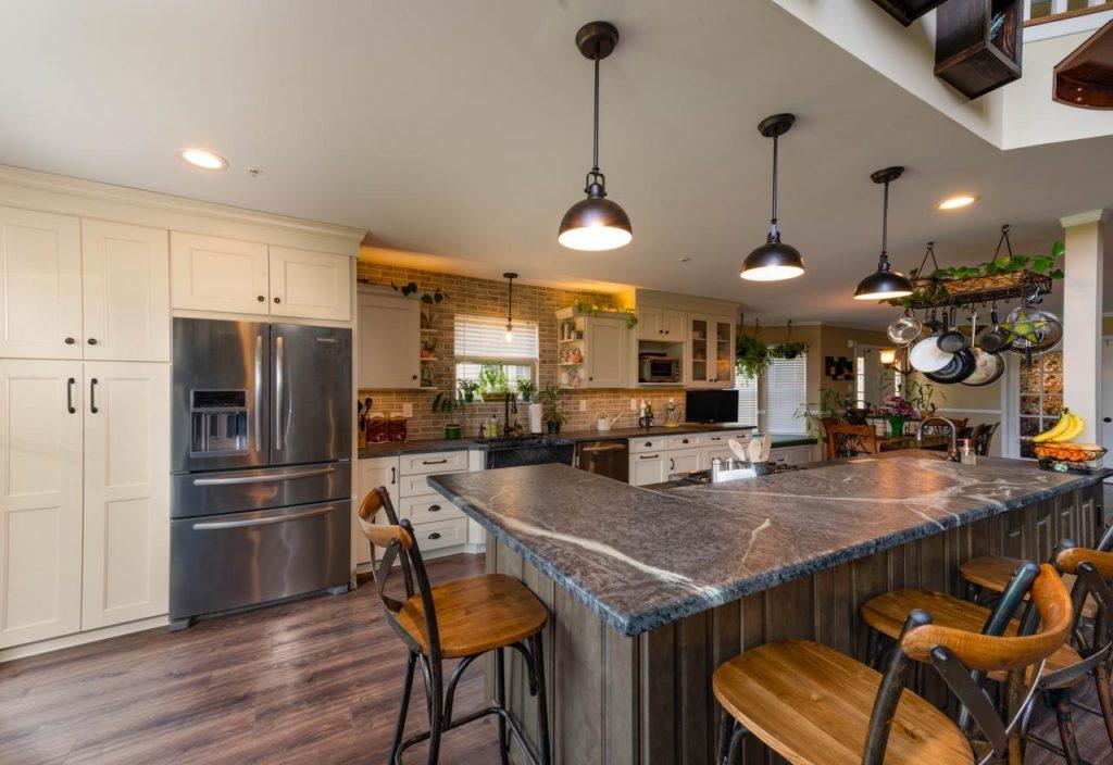 Jamison kitchen view