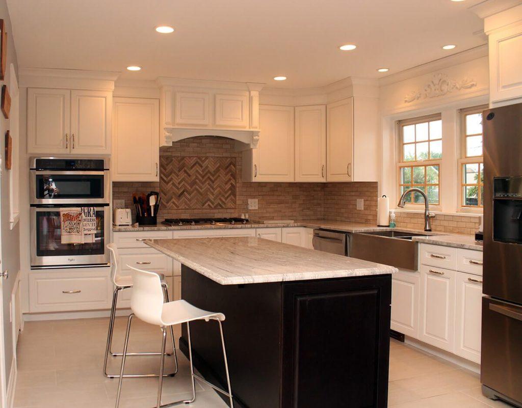 Kitchen remodel in Bucks County, Pennsylvania