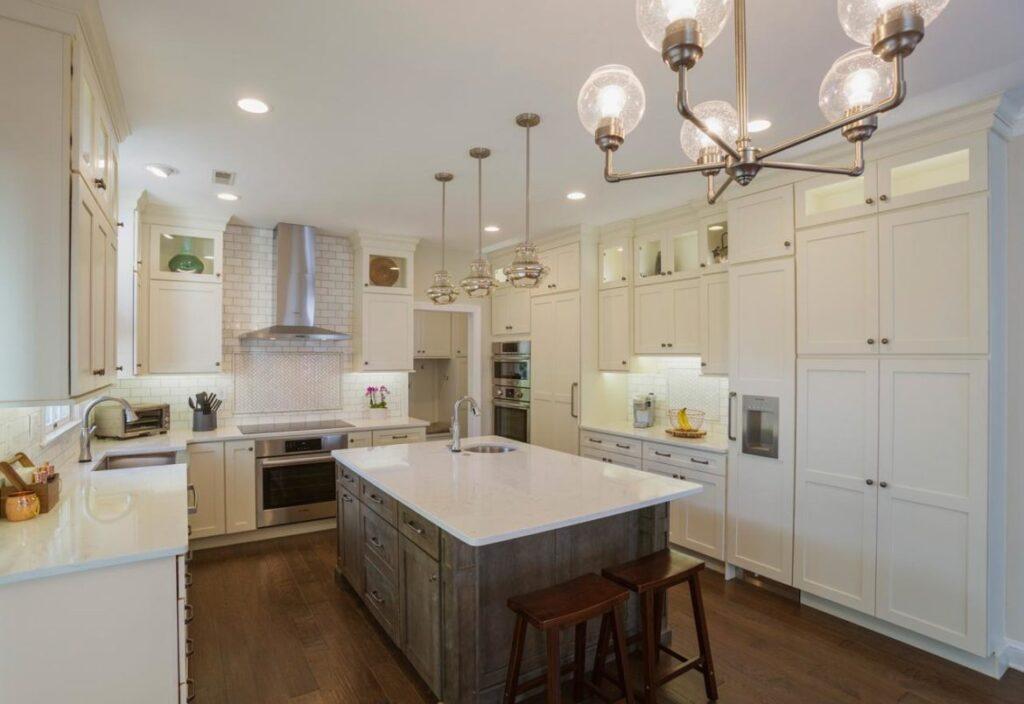 kitchen cabinets stock vs custom
